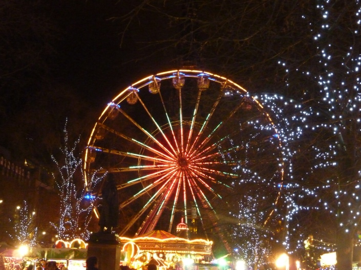 Big Wheel Edinburgh