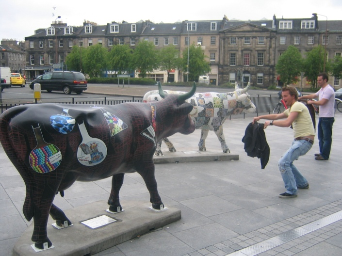 Sunday Brunch Club Cow Hunt 2006