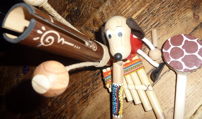 Pepe's one-dog-band