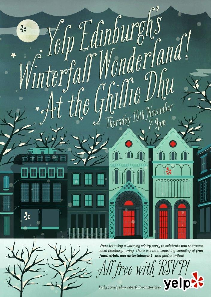 Winterfall Wonderland