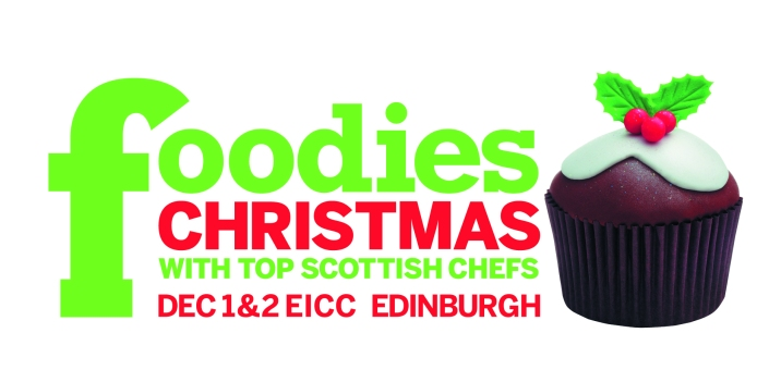 Foodies Festival Christmas logo