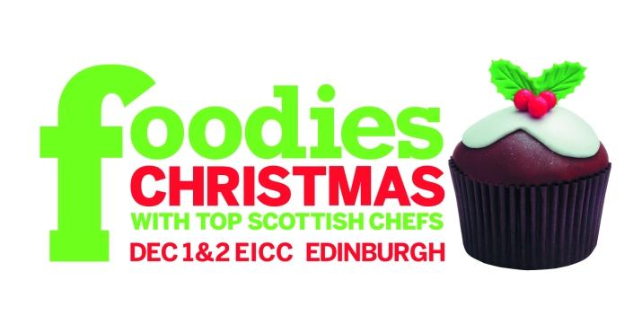 Foodies Festival Christmas logo